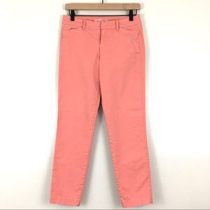 Old Navy Pixie Casual Chino Pants Pink Size 2
